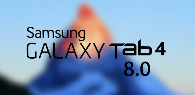 Expected Features of Samsung Galaxy Tab E 8.0
