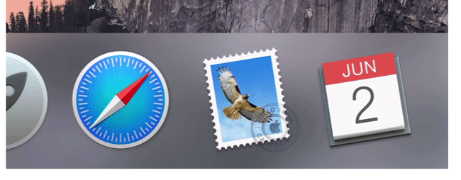 Flat Icons for Yosemite