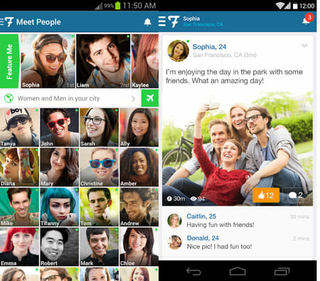 Flurv Best Apps to Chat with Strangers