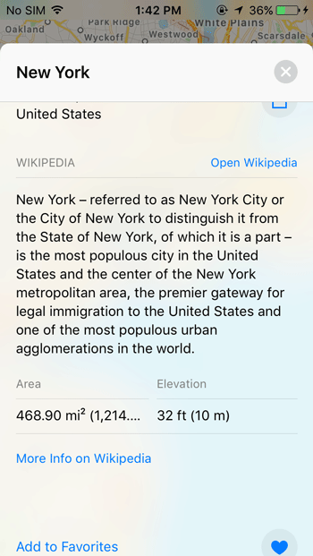 gain-knowledge-using-wikipedia-best-apple-maps-tips-and-tricks