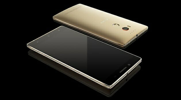 Gionee-Elife-E8-Design
