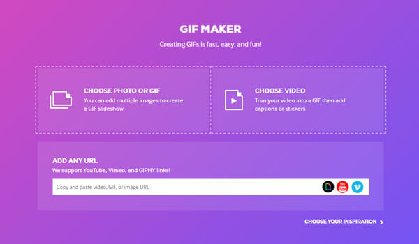 Giphy Best Tools to Create GIF Online