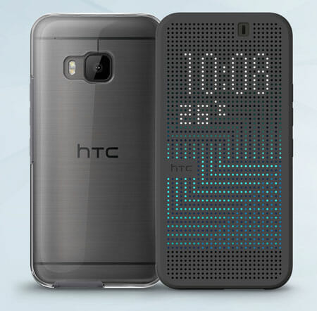 HTC One M9s features