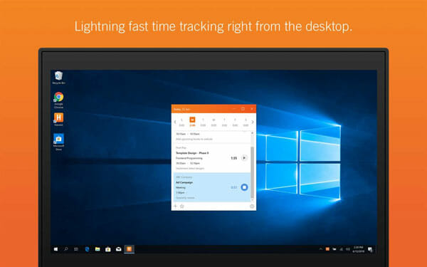 Harvest Best Time Tracking Tools for Windows and Mac