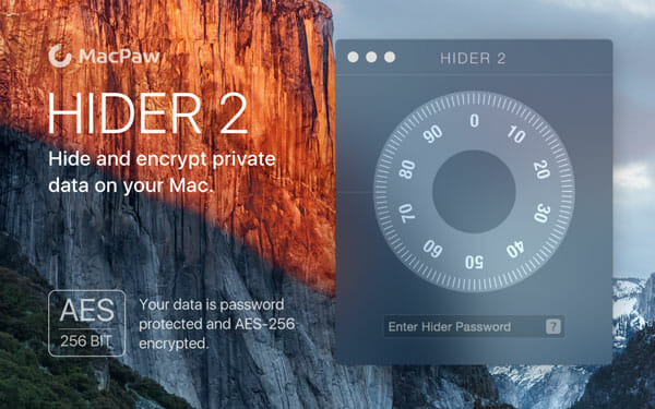 Hider 2 Best Mac Apps to Encrypt File and Folder