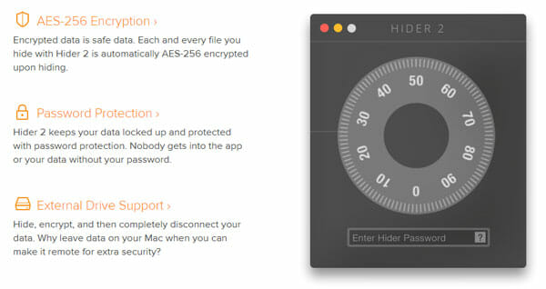 Hoder 2 Best Apps to Password Protect File and Folder on Mac
