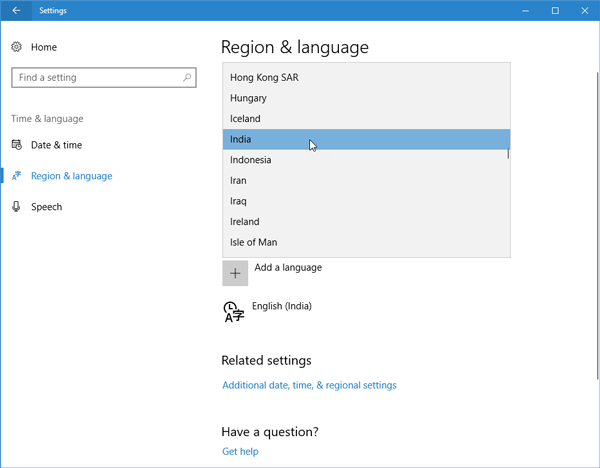 How to Change Windows Store Location