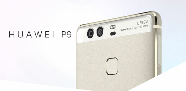 Huawei P9 Specifications, Features and Price in India