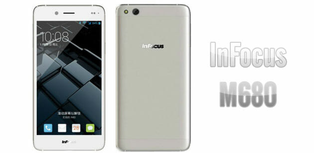 InFocus M680: Full Phone Specifications and Features