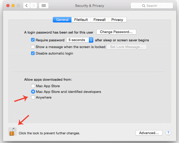 Install Apps on Mac from any developer