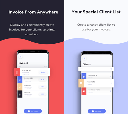 Invoice Mini Best Invoice Maker Apps for Small Business and Freelancer