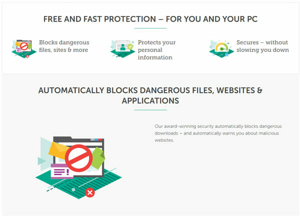 Kaspersky Best Alternatives to Windows 10 Inbuilt Apps