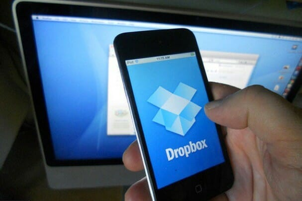 MS Office Dropbox integration