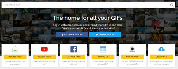 Make A Gif Best Tools to Create GIF Online