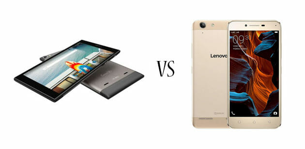 Micromax Canvas Fantabulet vs Lenovo Lemon 3