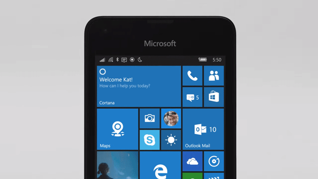 Microsoft Lumia 550 Full Phone Specifications and Features
