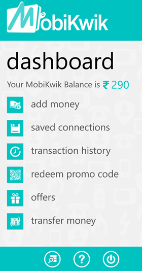 MobiKwik Features