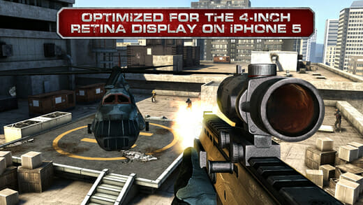 5 Best Action Games For iPad