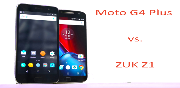 Moto G4 Plus vs. ZUK Z1