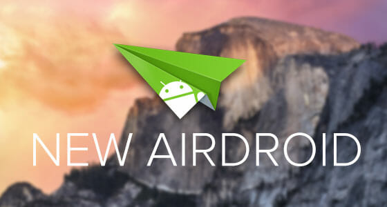 New AirdDroid