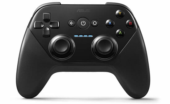 Nexus Player Gamepad
