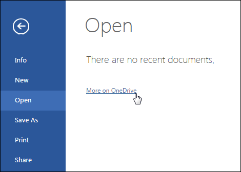OPen PDF from OneDrive