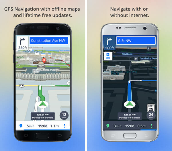 Offline Maps & Navigation Best Traffic Apps for Android and iOS