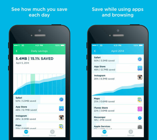 Onavo Extend for iOS