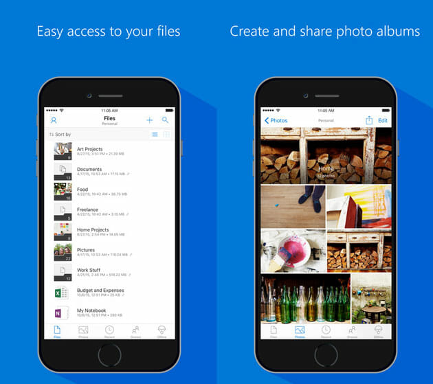 OneDrive best Google Photos alternatvies