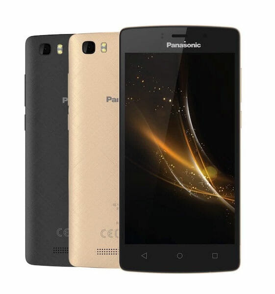 Panasonic P75 Specifications