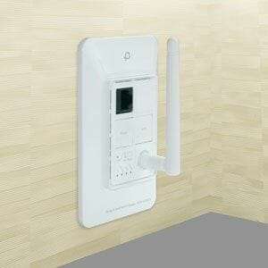 Keep away WiFi router from walls and metals objects