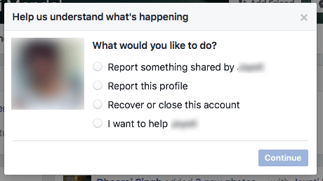 Prevent Strangers from Sending Friend Request on Facebook