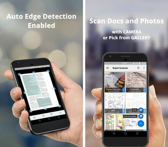 Rapid Scanner Best Photo Scanner Apps for Android
