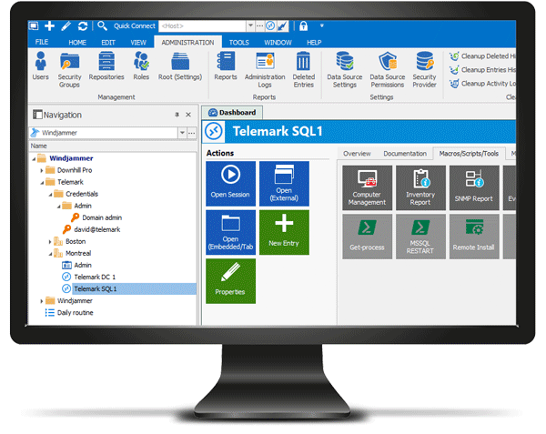 Remote Desktop Manager