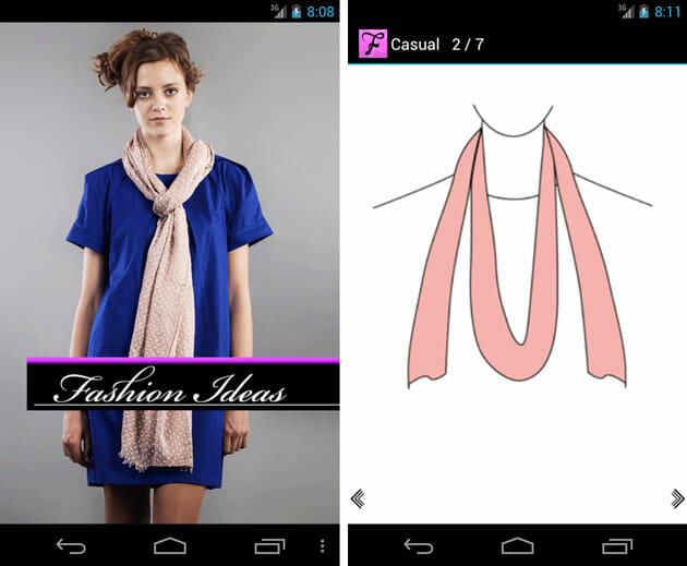 Scarf Fashion Designer Free