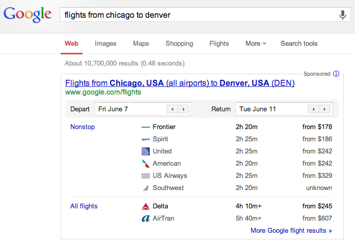 Flight Schedule - Google Search