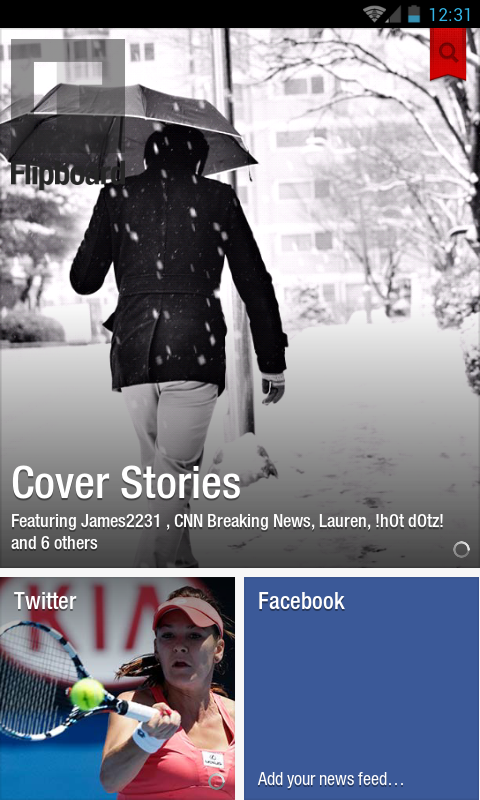 Cover Stories - Flipboard