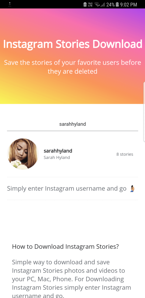 how to take a screenshot on instagram