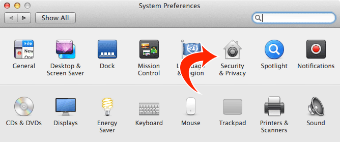 Security and Privacy in Mac