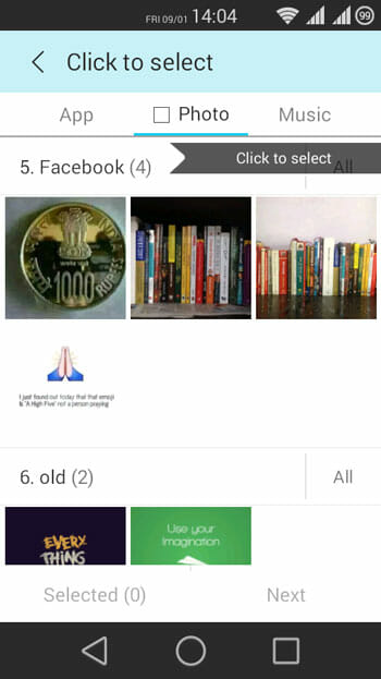 Select-Files-to-Send-from-Shareit-Mobile