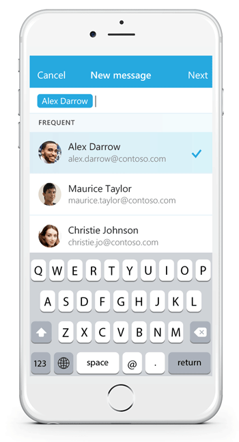 Send: A Brand New Email App for iOS by Microsoft
