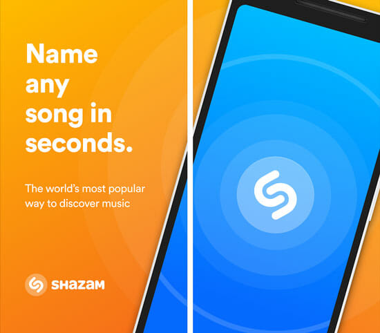 Shazam Best Android Apps to Identify Any Song
