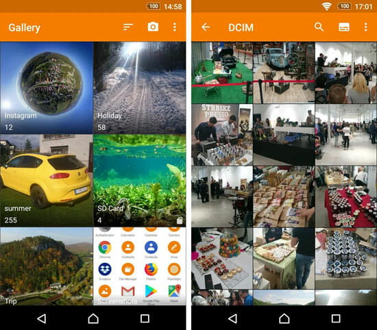 Simple Gallery Best Photo Gallery Apps for Android