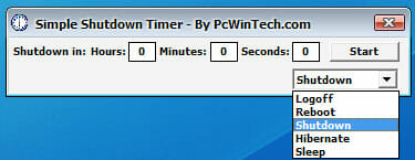 Simple Shutdown Timer Best Ways to Shutdown Windows at Scheduled Time