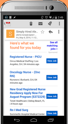 Simply Hired App