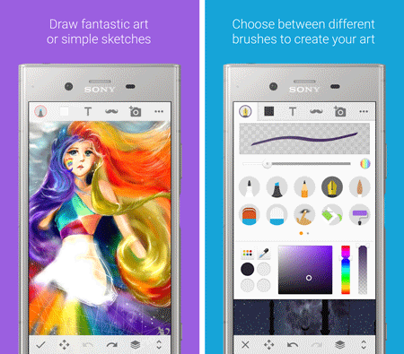 Sketch Best Drawing and Painting Apps for Android