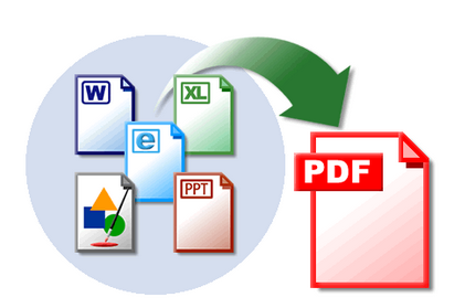 Convert any file to PDF