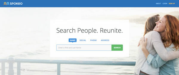 Spokeo Best people search engine to find anyone easily