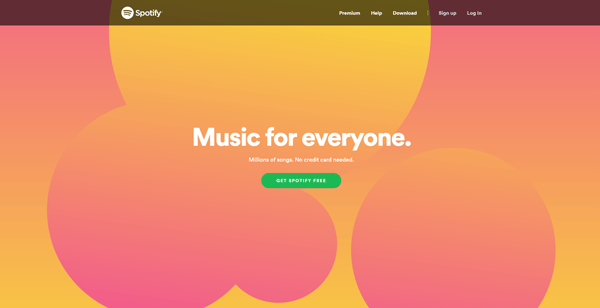 Spotify for mac