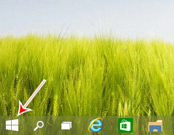 Start Menu of Windows 10